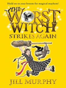 Kids witches wizards los angeles public library overdrive the worst witch strikes again ebook fandeluxe Epub