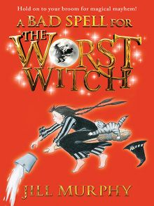 Kids witches wizards los angeles public library overdrive a bad spell for the worst witch ebook fandeluxe Epub