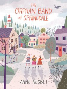 The Orphan Band of Springdale - ebook