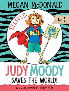Judy Moody Saves the World! - ebook