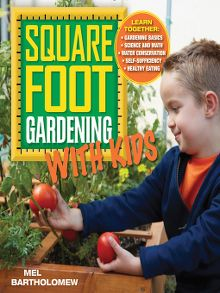 Square Foot Gardening with Kids - ebook