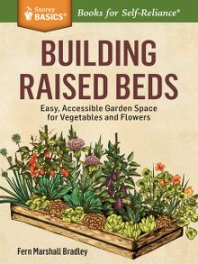 Building Raised Beds - ebook