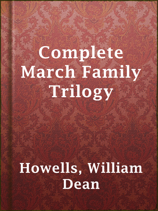 The March Family Trilogy, Complete
