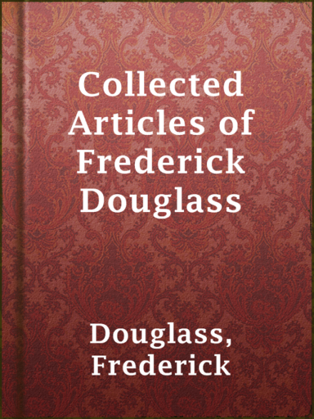 narrative of the life of frederick douglass book review essay Frederick douglass was born in tuckahoe, maryland, near hillsborough he doesn't know for sure of his age, he has seen no proof and his master.