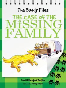 The Case of the Missing Family - ebook