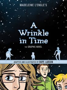A Wrinkle in Time, The Graphic Novel - e-bog