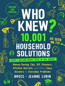 New ebook additions miami dade public library system overdrive who knew 10001 household solutions fandeluxe Choice Image