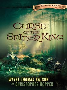 Curse of the Spider King - e-bog