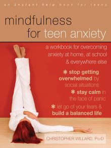 Mindfulness for Teen Anxiety - ebook