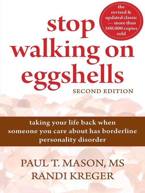 Stop Walking on Eggshells - eBook