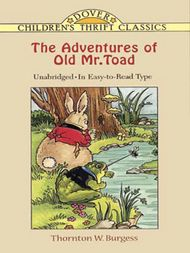 If youre interested in days with frog and toad you may also like the adventures of old mr toad ebook fandeluxe Epub