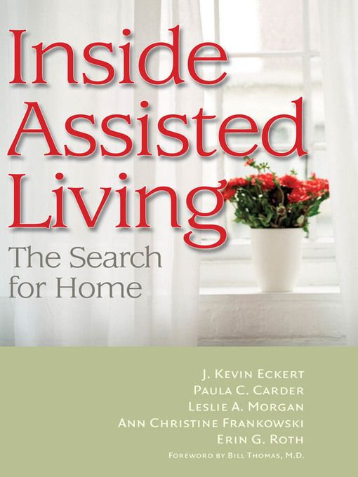 Inside Assisted Living - eBook