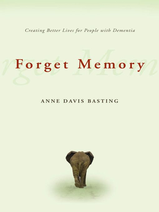 Forget Memory - eBook