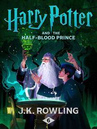 Peninsula library system overdrive harry potter and the half blood prince fandeluxe Gallery