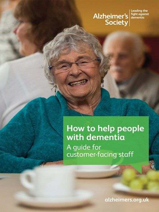 How to help people with dementia - eBook