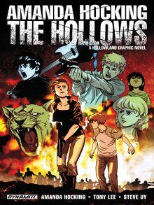 Amanda Hocking's The Hollows - e-bog