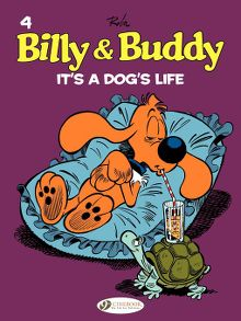 Available now paws off cheddarface national library board billy buddy volume 4 its a dogs life fandeluxe Gallery