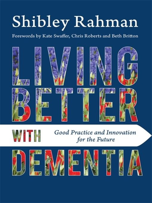 Living Better with Dementia - eBook