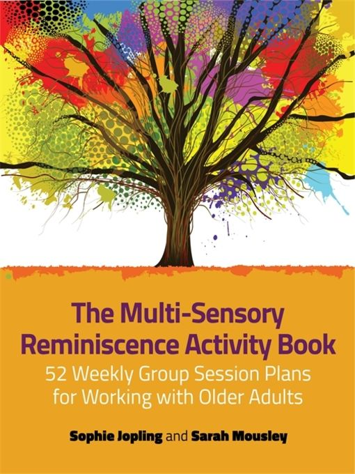 The Multi-Sensory Reminiscence Activity Book - eBook
