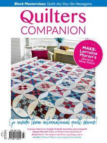 Quilters Companion - Magazine
