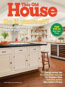 This Old House Magazine - Magazine