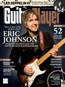 Guitar Player - Magazine