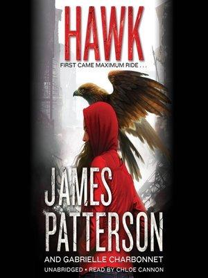 """Hawk"" (audiobook) cover"