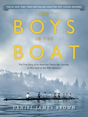 Book Cover Boys in the Boat