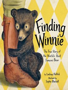 Finding Winnie book cover