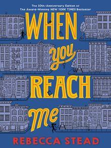 When You Reach Me book cover