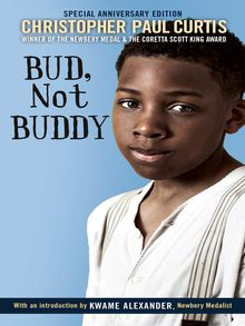 Bud, Not Buddy book cover