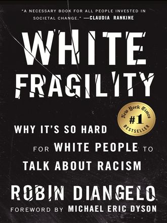 cover for White Fragility