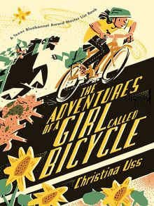 The Adventures of a Girl Called Bicycle - ebook