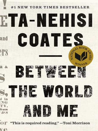 cover image for Between the World & Me
