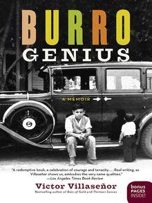 Burro Genius book cover