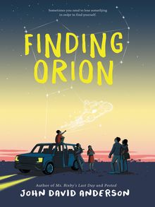 Finding Orion book cover