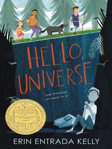Hello Universe book cover