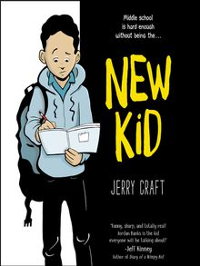 New Kid - Audiobook