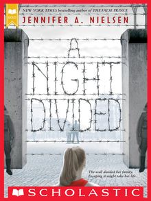 A Night Divided book cover