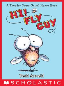 Hi Fly Guy book cover