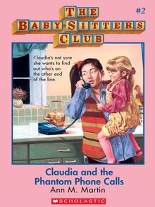 Claudia and the Phantom Phone Calls - ebook