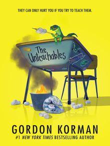 The Unteachables book cover