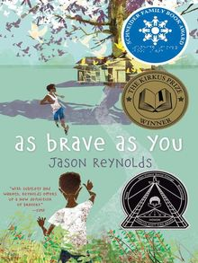 As Brave as You book cover
