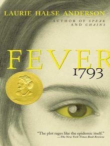 Fever 1793 - ebook