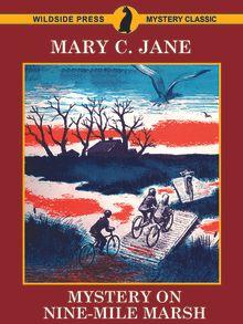 Mystery of Nine Mile Marsh book cover