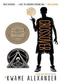 Crossover book cover