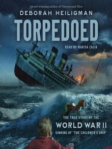 Torpedoed - Audiobook