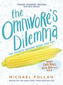 The Omnivore's Dilemma book cover