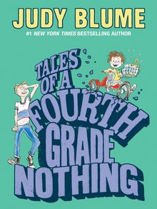 The Fourth Grade Nothing book cover