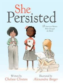 She Persisted book cover